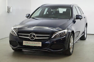 Mercedes-Benz C 400T 4M 2xAVANTGARDE PANO HEAD-UP 360° KAMERA