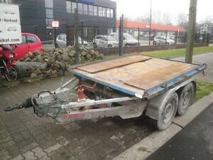 Trebbiner CT 35.17 Absetzcontainertransporter Tandem