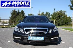 Mercedes-Benz E 63 AMG Drivers-Package
