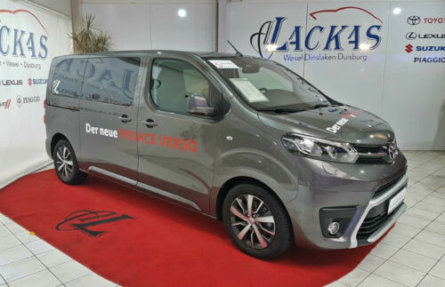 used toyota proace of 2016 850 km at 37 890. Black Bedroom Furniture Sets. Home Design Ideas