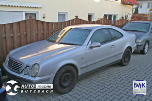 Mercedes-Benz CLK Coupe 200