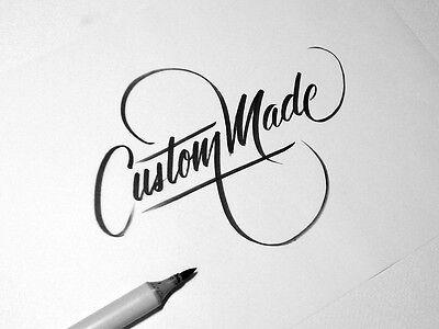 Custom made Wedding day shoe decal/ stickers bespoke design