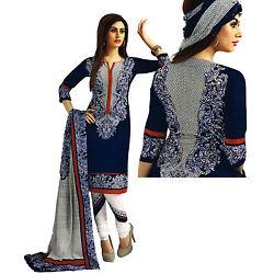 Rang Resham Premium Cotton Salwar Suit Dress Material 1051