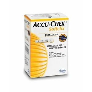 Accu-Chek Active Glucose Meter with Free 10 Test Strips