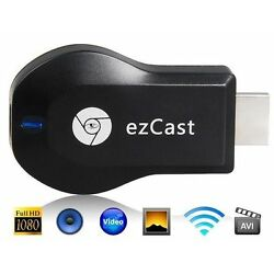 EzCast TV Stick HDMI 1080P Miracast DLNA Airplay WiFi Display Receiver Dongle