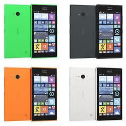 Original Back Battery Housing Panel Shell Case Cover for Nokia Lumia 730 Dual